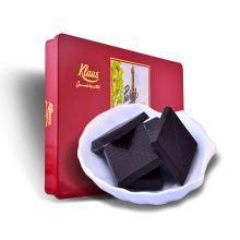 法国原装进口 克勒司巴黎铁塔70%黑巧克力礼盒240g盒 礼盒情人节礼物糖果