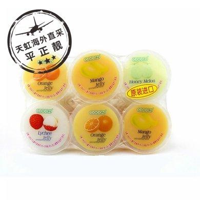 可康牌多口味果冻(果味型)(480g)