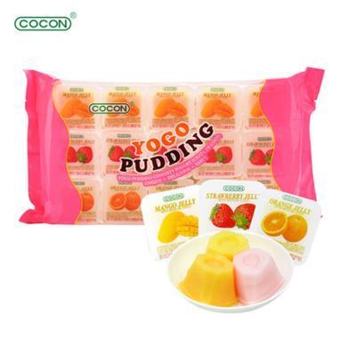马来西亚进口 可康牌cocon 多口味果肉果冻 袋装果味布丁大包装(35g*30)杯装