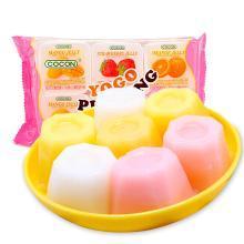 马来西亚进口 可康牌cocon 酸奶果冻 综合果味果肉布丁35g*6杯 进口休闲零食儿童食品