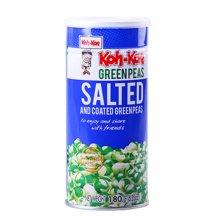 泰國進口 大哥牌芥末/鹽味香脆豌豆青豆 休閑堅果豆類零食小吃