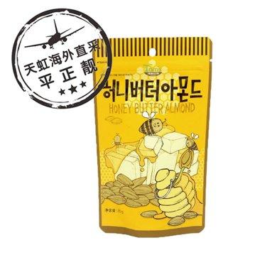 汤姆农场蜂蜜黄油扁桃仁(80g)