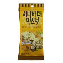 汤姆农场蜂蜜黄油混合坚果仁(30g)