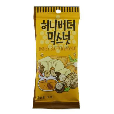 湯姆農場蜂蜜黃油混合堅果仁(30g)