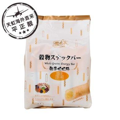 ¥雪之�馘�妃原味谷物棒(160克)