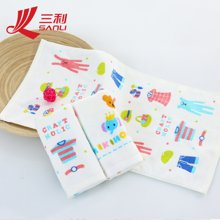 三利童话世界童巾