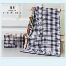 纯棉色织多臂毛巾
