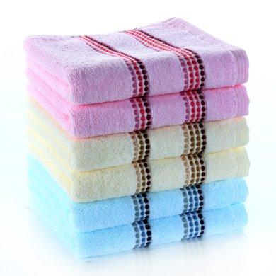 【三利毛巾面巾,媽媽放心】三利雅致面巾
