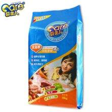 好主人 成猫猫粮通用海洋鱼味猫粮室内猫主粮10kg/500g*20袋