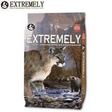 极度/extremely全猫粮挑嘴配方大颗粒夹心5磅 美毛猫粮