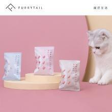 FURRYTAIL尾巴生活 零零肉冻干猫零食肉干幼猫猫咪食品营养10包装