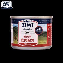 【ZIWI巅峰】滋益巅峰成猫幼猫鹿肉猫罐头185g