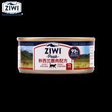 【ZIWI巅峰】滋益巅峰成猫幼猫鹿肉猫罐头85g
