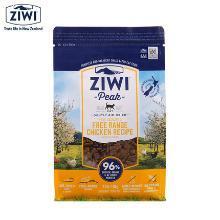 【ZIWI巅峰】滋益巅峰成猫幼猫风干鸡肉猫粮1kg