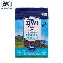 【ZIWI巅峰】滋益巅峰成猫幼猫风干马鲛鱼羊肉猫粮1kg