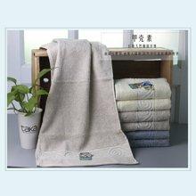 雪尼尔缎甲壳素三套巾(浴巾+毛巾+面巾)
