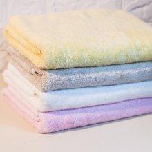 精梳埃及长绒棉包布边儿童浴巾(加厚款)39.9元广东包?#39135;?#28165;
