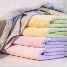 精梳埃及長絨棉包布邊嬰兒浴巾(加厚款) 39.9元廣東包郵出清