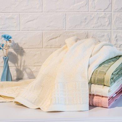孚日 竹纖維柔軟加厚加大大浴巾  女士、男士、兒童通用吸水