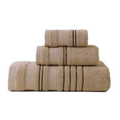 菲尔芙精梳长绒棉提缎浴巾(?#21273;?THJC018(140cm*72cm)