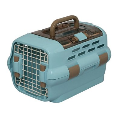 愛麗思IRIS便攜式寵物籠子狗狗貓咪外出籠犬用品狗籠方便 愛麗絲