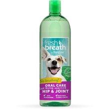 Tropiclean多美洁洁齿水漱口水狗洁牙宠物去除口臭预防牙结石成犬