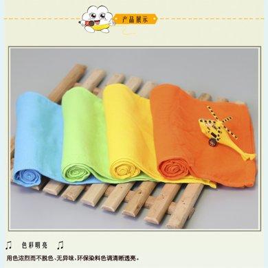 純棉雙層運動毛巾