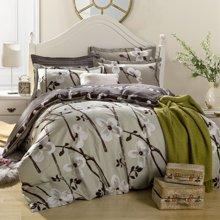 芒更家纺精梳棉四件套床上用品套件