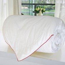 蒂品生活(DIPINHOME)家紡  貢品桑蠶絲被芯 柔滑秋冬蠶絲被子 長絲棉雙人床品 雙宮繭 蠶絲褥子