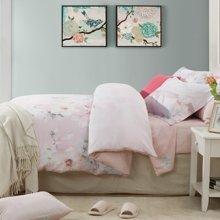 博洋家纺 床上用品印花床单四件套-赛琳娜