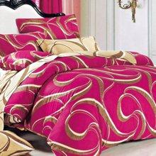 KINTHERI/金丝莉 喜爱全棉套件 全棉印花布床品床上用品婚庆家纺四件套