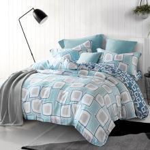 雅兰家纺天丝四件套 床单款床笠款 造型主义