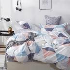 【热卖爆款】帝豪家纺  纯棉床上四件套 斜纹全棉 床单被套4件套 1.5m床/1.8m床上用品