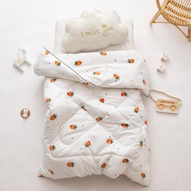 羽芯家纺  新款舒适暖绒亲肤被芯儿童冬被春秋被被芯
