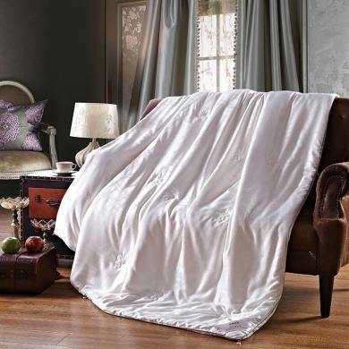 【恒源祥家紡】流光冰沁蠶絲被 珍品蠶絲被 保暖蠶絲被 舒適保暖