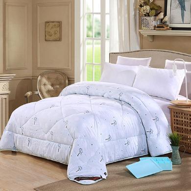 VIPLIFE親膚柔軟水洗棉秋冬被子 高支高密度舒適保暖被
