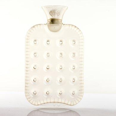 德國fashy費許坐墊熱水袋透明灰(2L)