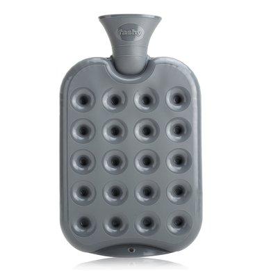 德國fashy費許坐墊熱水袋灰色(2L)
