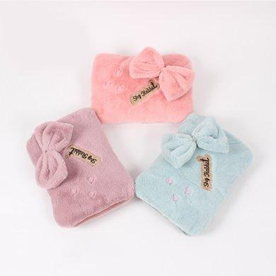 毛絨雙抄手暖手寶 卡通防爆暖寶寶 新款時尚防爆抱枕可拆洗
