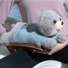 新款防爆充电热水袋 电暖宝 可拆洗暖手袋 暖宝宝
