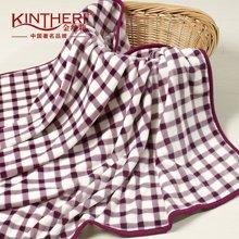 KINTHERI/金丝莉 搭搭毯 空调被空调毯进口天鹅绒毯子午睡休闲毯办公室四季盖毯床单-JT-827
