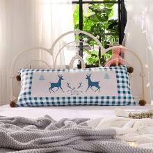 羽芯家纺  水晶绒床头大靠垫靠枕抱枕
