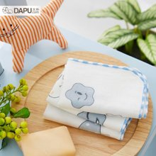 大樸嬰童生態感應毛巾三條裝不易變形提醒清潔智能感應毛巾
