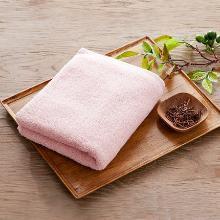 大樸[三條裝]草木染花色毛巾純棉洗臉巾浴室家用柔軟吸水毛巾