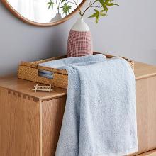 大樸草木染花色浴巾家用加大加厚浴巾純棉成人柔軟吸水浴巾
