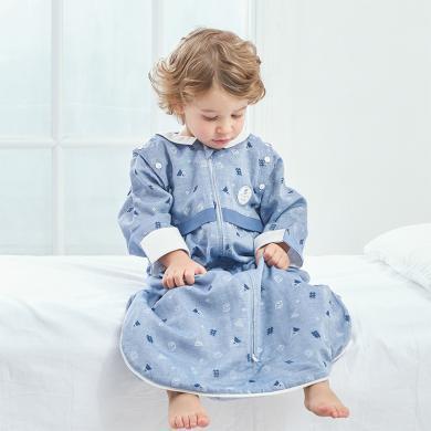 水星寶貝 Baby親悅紗布標準睡袋