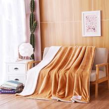 【恒源祥家紡】親膚柔軟毛毯 法蘭絨毯 毯子 毛毯絨毯 雙人毯子 保暖舒適毯子 舒適毛毯 家紡毯子絨毯毛毯(北歐時尚)