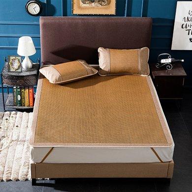 KINTHERI/金丝莉 哈尼席 家居床品凉席三件套1.5m1.8m床