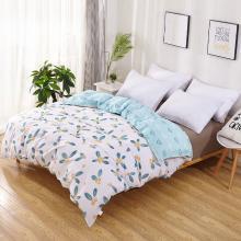 品卧家纺 全棉斜纹半活性印花纯棉被套床上用品 1.2/1.5/1.8/2.0米可选