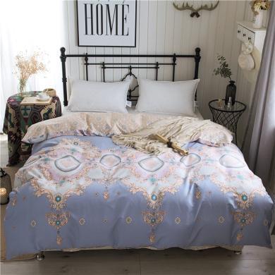 DREAM HOME 床品單件全棉被套單件純棉被罩490664-1